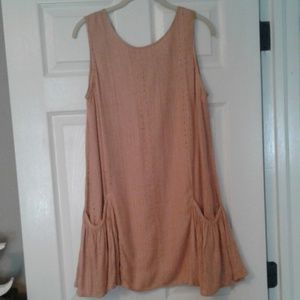 Tunic top or short dress
